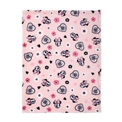 Crown Crafts Disney Minnie Hello Blanket