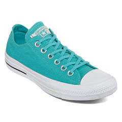 Converse® Chuck Taylor All Star Womens Shield Oxford Sneakers - Unisex Sizing
