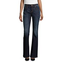 a.n.a Flap Pocket Bootcut Jeans