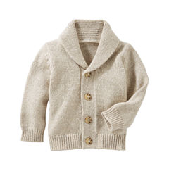 Oshkosh Long Sleeve Sweatshirt - Baby Boys