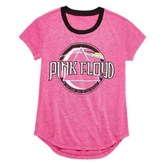 Arizona SS Hi Lo Rocker Tee - Girls' 7-16 & Plus