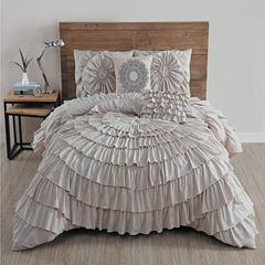 Avondale Manor Sadie 5-pc. Reversible Comforter Set