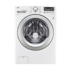 LG 4.5 cu.ft. Ultra-Large Capacity Fron- Load Washer with Coldwash™ Technology