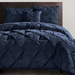 VCNY Carmen 4-pc. Reversible Comforter Set