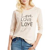 Levi's® Long-Sleeve Raglan Shirt