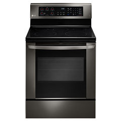LG 6.3 cu. ft. Capacity Single Oven Electric Range with EasyClean®