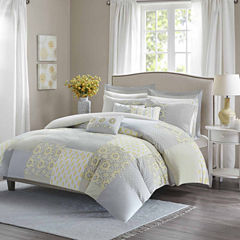 Madison Park Cosette 9-pc. Duvet Cover Set