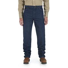 Wrangler® Flame-Resistant Original-Fit Work Jeans