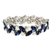 Mixit Blue Stretch Bracelet