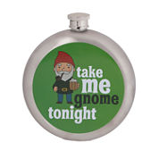 Wembley Take Me Gnome Tonight Flask