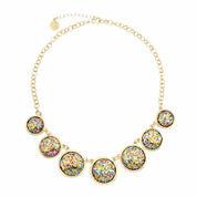 Liz Claiborne® Acrylic Collar Necklace