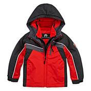 Weatherproof Midweight Vestee Jacket - Toddler Boys 2t-4t