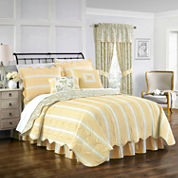 Waverly Paisley Verveine Quilt Set & Accessories