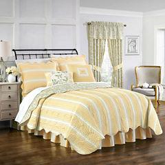 Waverly Paisley Verveine Quilt Set & Accessories