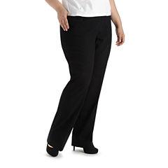 Lee® Pull-On Bootcut Pants - Plus