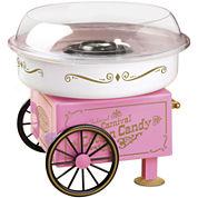 Nostalgia Electrics™ Hard & Sugar-Free Candy Cotton Candy Maker