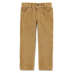 Arizona 5-Pocket Corduroy Pants - Toddler Boys 2t-5t
