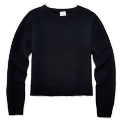 IZOD® Long-Sleeve Layered Sweater - Girls 7-18