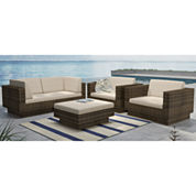 Park Terrace 5-pc. Sofa Patio Set