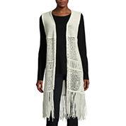 Alyx® Sleeveless Fringe Vest