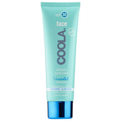 Coola Classic Face SPF 30 - Unscented