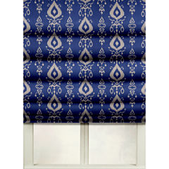 JCPenney Home™ Tullahoma Custom Roman Shade - FREE SWATCH