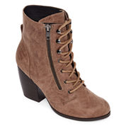 Just Dolce By Mojo Moxy Jackson Lace-Up Boots