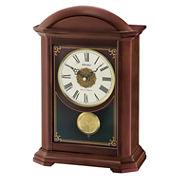 Seiko Cream Mantel Clock-Qxq030blh