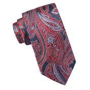 Stafford® Bryant Paisley Silk Tie