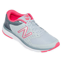 New Balance Lace Up For The Cure 490 Womens Walking ShoesShoes