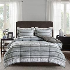 Premier Comfort Fairbanks Stripes Comforter Set