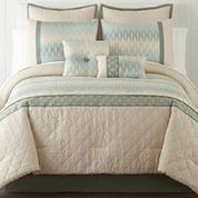 Cadence 6-pc. Comforter Set & Accessories