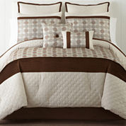 Roundabout 6-pc. Comforter Set & Accessories