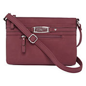 Rosetti® Triple Play Tanya Mini Crossbody Bag