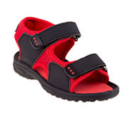 Rugged Bear Boys River Sandals - Toddler