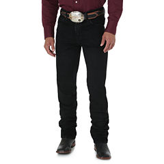 Wrangler® Slim-Fit Premium Performance Cowboy-Cut Jeans