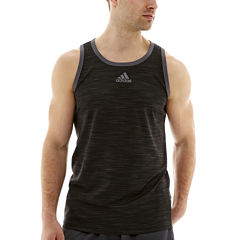 adidas® Adi Heather Tank Top