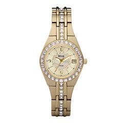 Relic® Womens Gold-Tone Bracelet Watch ZR11778