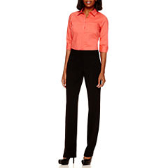 Worthington® Button-Down Shirt or Modern Fit Straight-Leg Pants