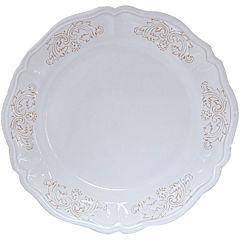 Abbiamo Tutto Antica Toscana Round Serving Platter