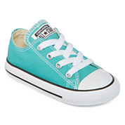 Converse® Chuck Taylor All Star Girls Oxford Sneakers - Toddler