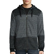 i jeans by Buffalo Ewan Zip-Up Hoodie