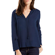 Levi's® Short-Sleeve Gauze Top