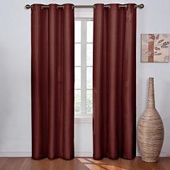 Eclipse® Madison Blackout Grommet-Top Curtain Panel