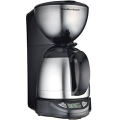 Hamilton Beach® 10-Cup Programmable Thermal Coffee Maker