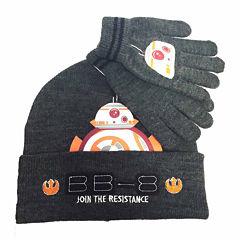 Star Wars® 2-pc. BB8 Beanie and Gloves Set - Preschool Boys