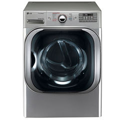 LG 5.2 cu.ft. Mega Capacity TurboWash™ Front-Load Washer with Steam Technology