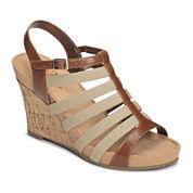 A2 by Aerosoles® Magic Plush Wedge Sandals