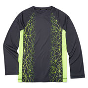 Xersion™ Long-Sleeve Trainer Top - Boys 8-20
