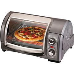 Hamilton Beach® Easy-Reach 4- Slice Toaster Oven